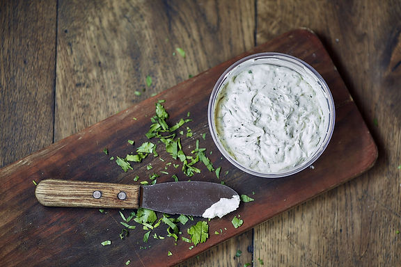 Garlic & Herb Cream Cheese Spread