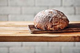 100% Whole Wheat Boule