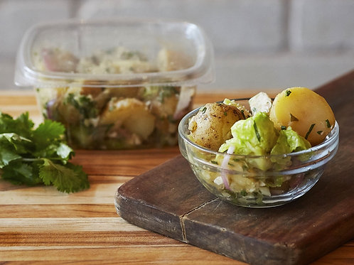 Pickled Potato Salad