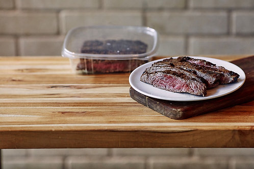 Grilled, Marinated Flank Steak