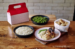 8-Piece Herb Roasted Chicken Dinner