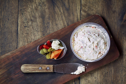 Veggie Cream Cream Cheese Spread