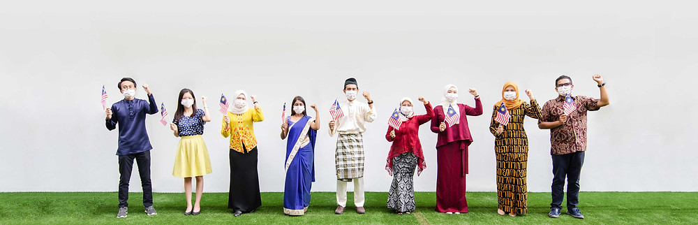 Selamat Menyambut Hari Kemerdekaan Malaysia yang ke 63!