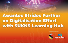 Awantec Strides Further on Digitalisation Effort with SUKNS Learning Hub