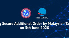 Prestariang Secure Additional Purchase by Malaysian Tax Academy