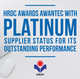 HRDC Awards Awantec with Platinum Supplier Status for its Outstanding Performance