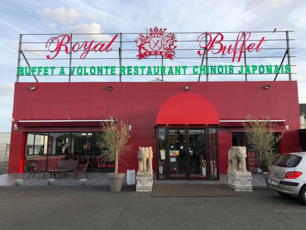 Royal Buffet le Mans