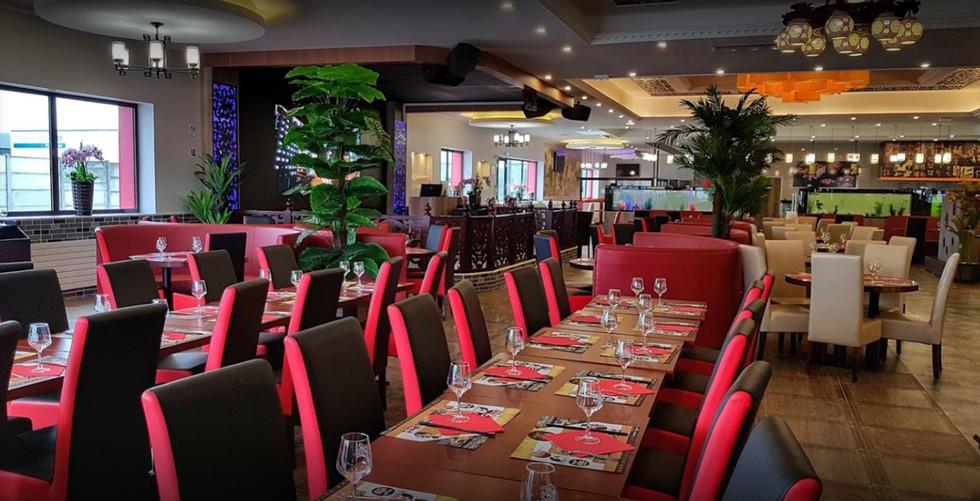 Royal Buffet le Mans, Restaurant asiatique Le Mans