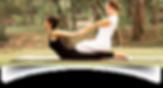 Aplicação da técnica de massagem thai yoga