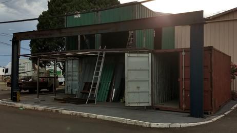 Construção de Stand - Londrina-PR