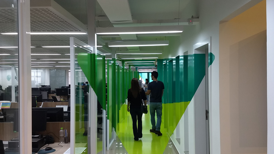 Unidade Administrativa Sicoob - Londrina-PR