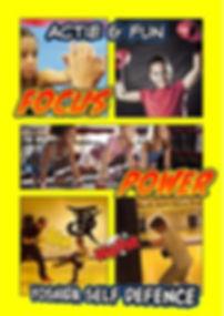 Zelfverdediging Yoshida Sports