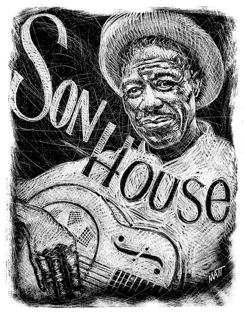SON HOUSE print