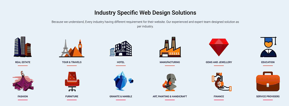 Website Design and Development by Uplift Seo Services