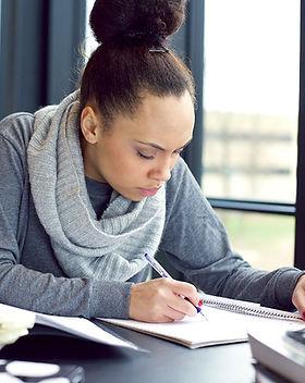Frau Studieren