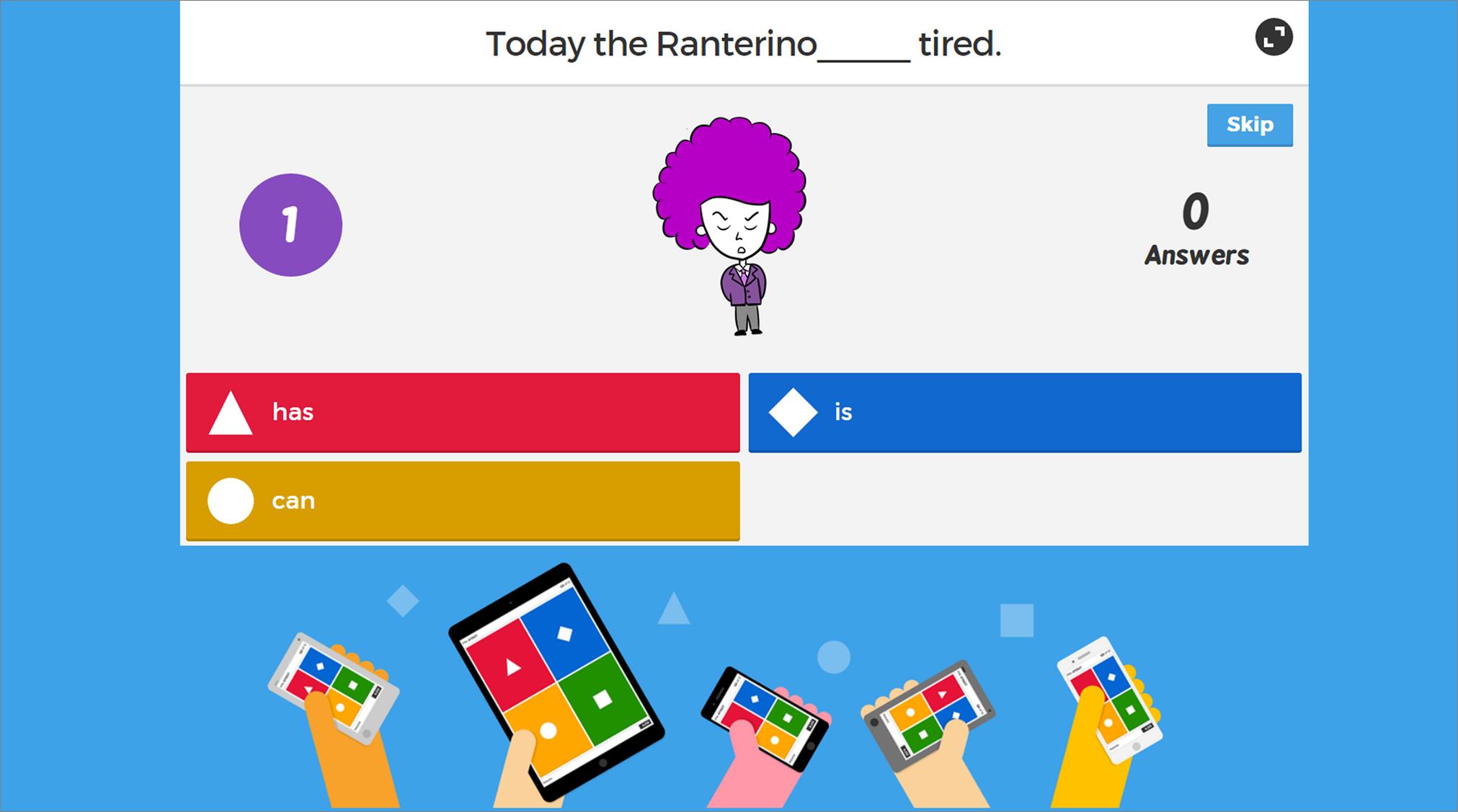 Kahoot! Quiz | The Ranterino
