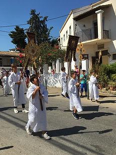 Kassiopi Easter Parade