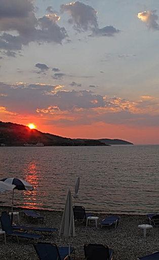 Kassiopi Sunsets