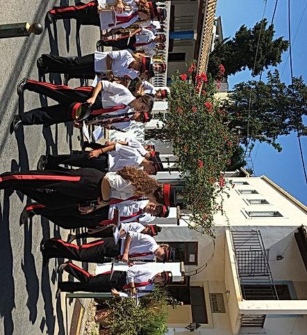 Kassiopi Parade