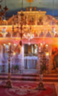 Kassiopi Holy Trinity Church