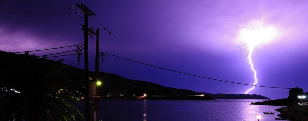 kassiopi lightning banner