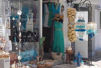 Kassopi Shopping