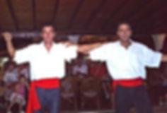 Greek Dancing Corfu