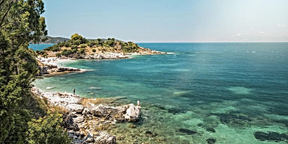 Kassiopi Beaches