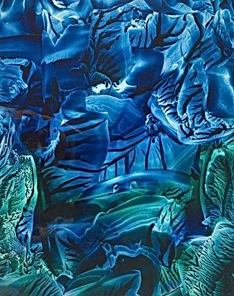 Encaustic Art by Helen Hawkins