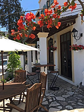 Poseidon Hotel Terrace