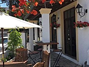 Poseidon Hotel Bar Terrace