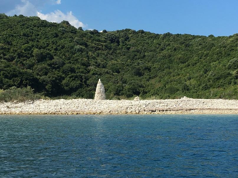 kassiopi beach 1