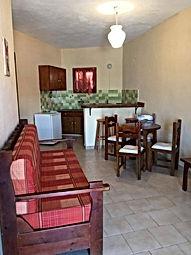 Standard Apartment Living Area