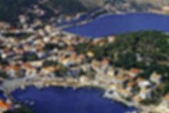 Kassiopi Aerial Photograph