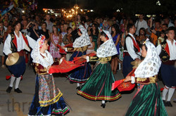 Festival Panagiri Kassiopi