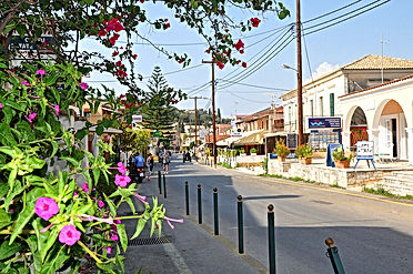 Kassiopi Road