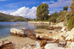 beach kassiopi 4