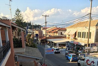 Kassiopi Street