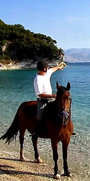 Corfu Horse Riding