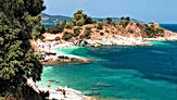 Kassiopi Beaches