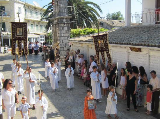 traditional festival kassiopi 1