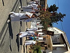 Kassiopi Corfu Easter