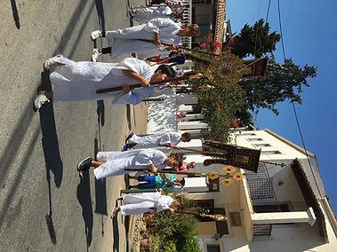Posidon Hotel Easter Parade