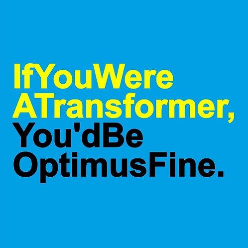 Optimus Fine card