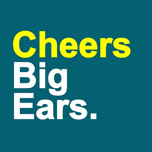 Cheers Big Ears card