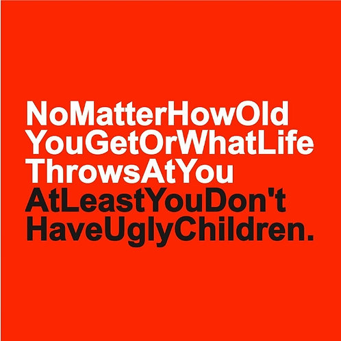 Ugly Children card