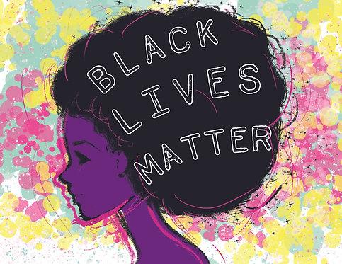 Black Lives Matter FREE Download