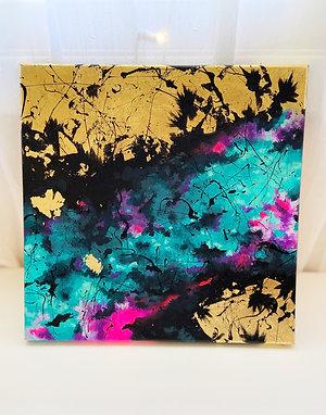 Dreambringer // Original Acrylic Painting // Abstract Art Decor