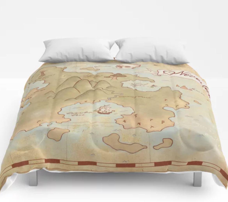 neverland comforter