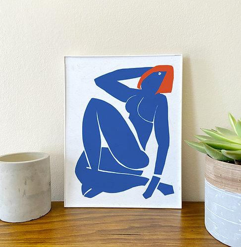 Mystisse // Mystique-Matisse Mashup // Geeky Decor
